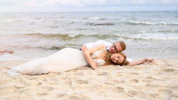 Teledysk ślubny Asi i Oskara