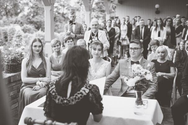 Ślub plenerowy w Bernardowie